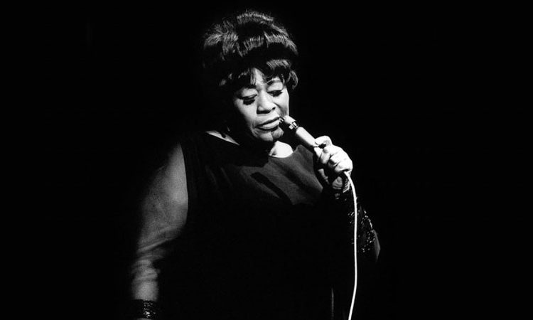 """Announcing the release of Ella Fitzgerald """"Live at"""